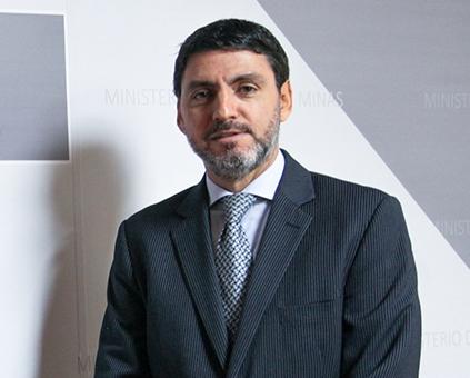 Augusto Cauti, viceministro de Minas.
