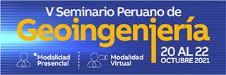 V Seminario Peruano de Geoingeniería