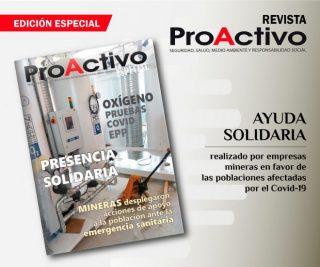 ProActivo (Edición Ayuda Solidaria)