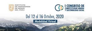 I Congreso de Competitividad Minera y Sostenibilidad Social