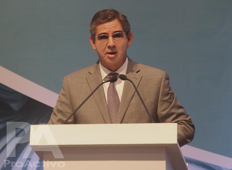Eric Flesch, presidente de Promigas