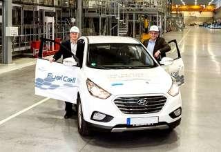 auto combustible hidrogeno