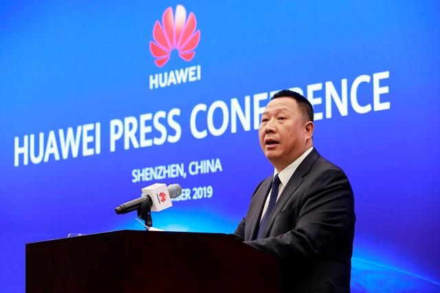 Dr. Song Liuping, Director General Legal de Huawei