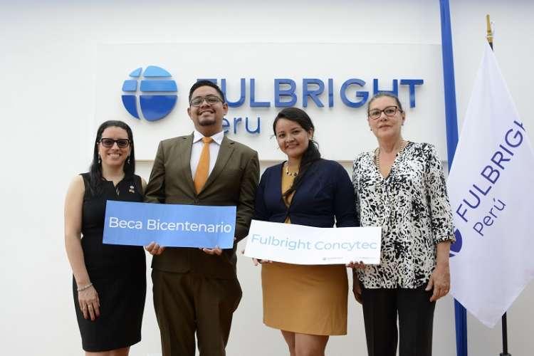 Beca Bicentenario Fullbright y Concytec