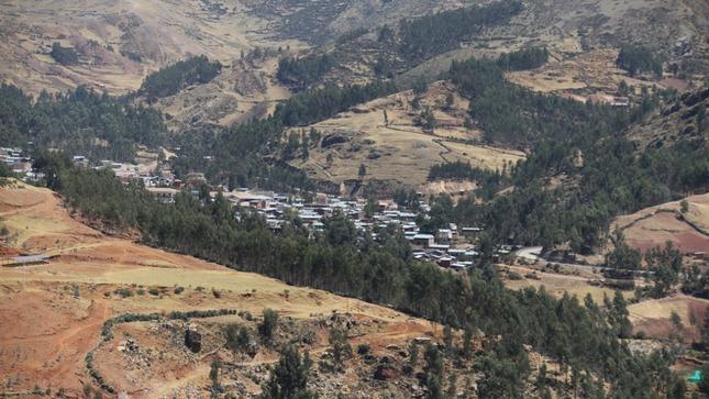 Corredor vial Apurimac - Cusco
