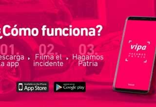 ViPa app