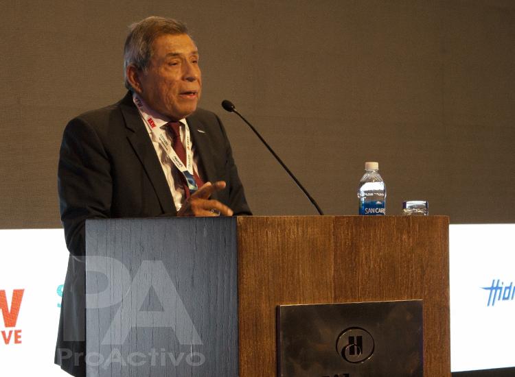 Ricardo Márquez, presidente de la Sociedad Nacional de Industrias