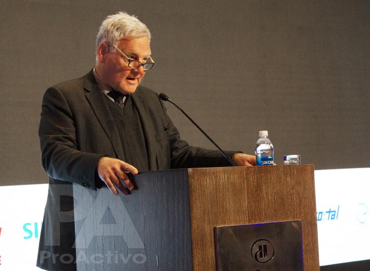 Stefan Herzberg, embajador de Alemania