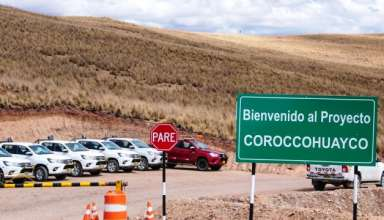 Coroccohuayco