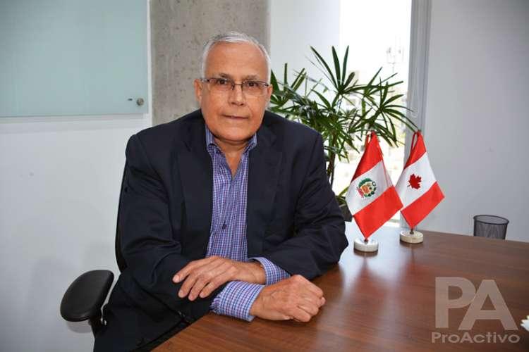 José Vizquerra PDAC 2020