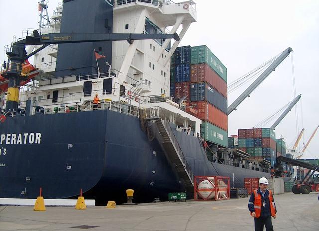 exportaciones precio del cobre