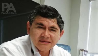 Óscar Alfredo Rodríguez, director de la Dirección General de Minería del Minem.