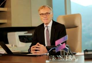 Richard Herbert, CEO de Frontera