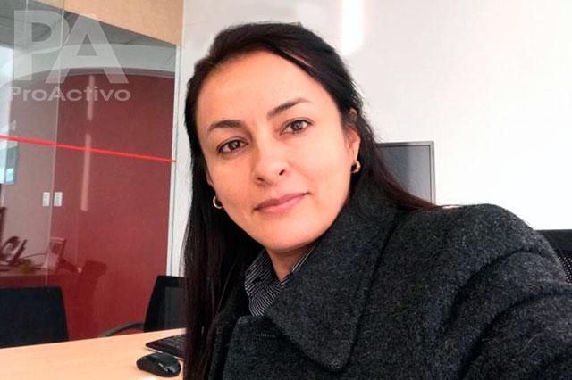 Rafaela Delgado Loayza, actual gerente de Medio Ambiente y Permisos de Mina Justa
