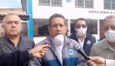 Coronavirus en Perú: Gobernador de Cajamarca restringe acceso de trabajadores que retornaban de Quellaveco (Exclusivo | Video)