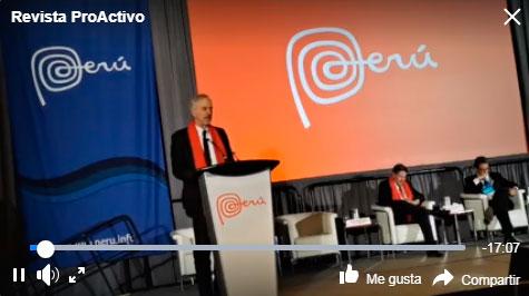 #PDAC2020 #PERUDAY. Peter Kukielski. Presidente y CEO. Hudbay Minerals (Video)