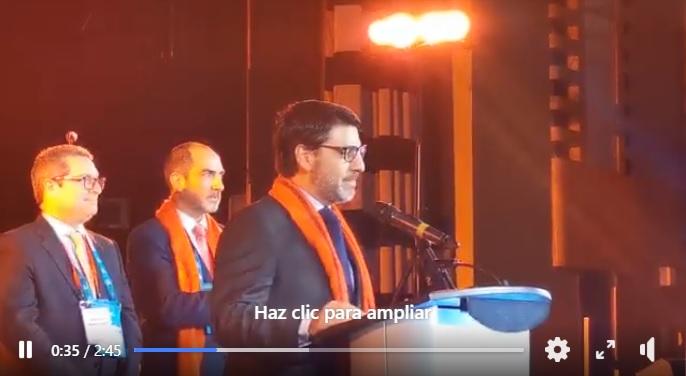 #PDAC2020  Peruvian Cocktail. Palabras del Viceministro de Minas, Augusto Cauti (Video)