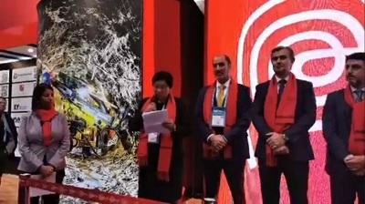 #PDAC2020 Inauguración del Pabellón Peruano