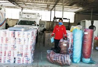 Las Bambas entrega material de bioseguridad al Gobierno Regional de Apurímac