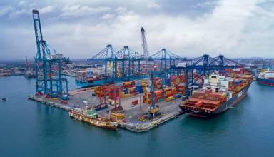 Muelle de Hidrocarburos del Terminal Portuario del Callao