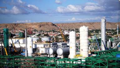 Proyecto Modernización Refinería Talara