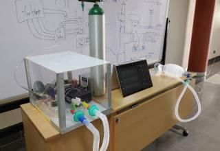 UNI, UPCH y Hospital Loayza alistan ventilador mecánico