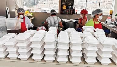 Yanacocha-Alimentación-para-140-personas