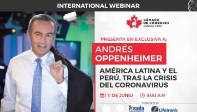 América Latina y el Perú, tras la crisis del Coronavirus