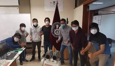 CTIC-UNI recibe donación para fabricar ventiladores mecánicos