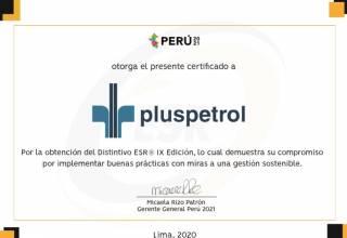 Premian a Pluspetrol por su trabajo de responsabilidad social con comunidades y medio ambiente