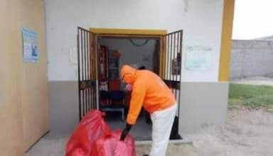 Compañía Minera Miski Mayo colabora con el manejo de residuos hospitalarios en Piura