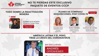 EXCLUSIVO PAQUETE DE EVENTOS CCCP - 1
