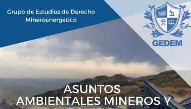 Webinar Asuntos Ambientales mineros y Covid-19