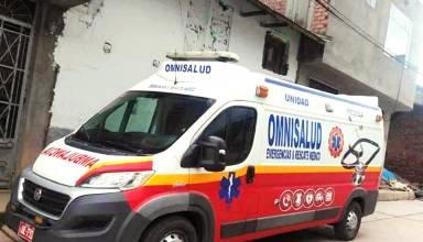 antamina-ambulancia