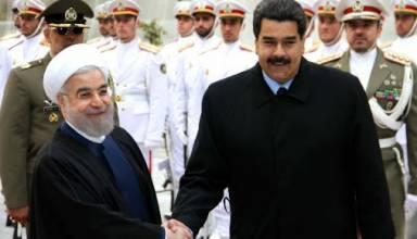 iran-venezuela