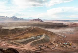 Proyecto minero Lindero (Foto: Fortuna Silver Mines)