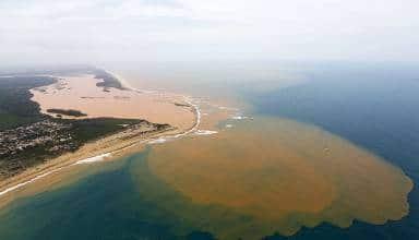 Vale: colapso en su represa de relaves