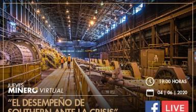 Jueves Minero: Southern Peru expondrá sobre su desempeño ante la crisis originada por el Covid-19