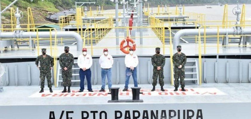 PETROPERÚ refuerza su flota para el transporte seguro de combustibles en la Amazonía
