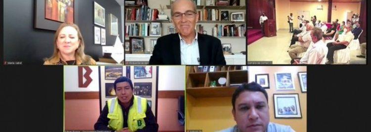 Buenaventura: Cámara de Comercio de Loreto reconoció la donación de planta de oxígeno para Iquitos