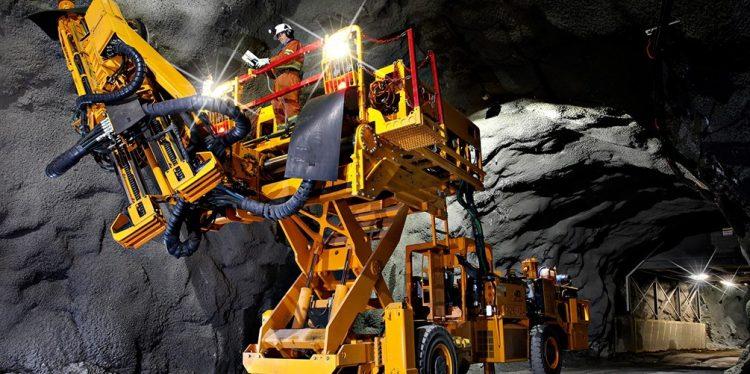 Newmont Corporation (minería subterránea)