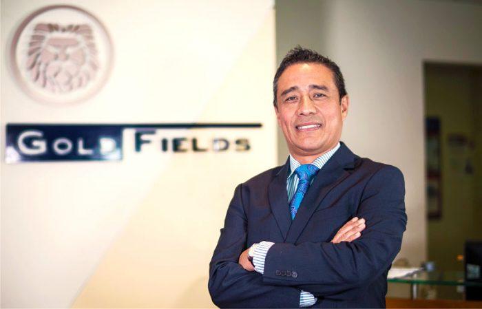 VP de Gold Fields, Luis Rivera: Proyecto tren minero del sur requiere la presencia de grandes minas (Exclusivo)