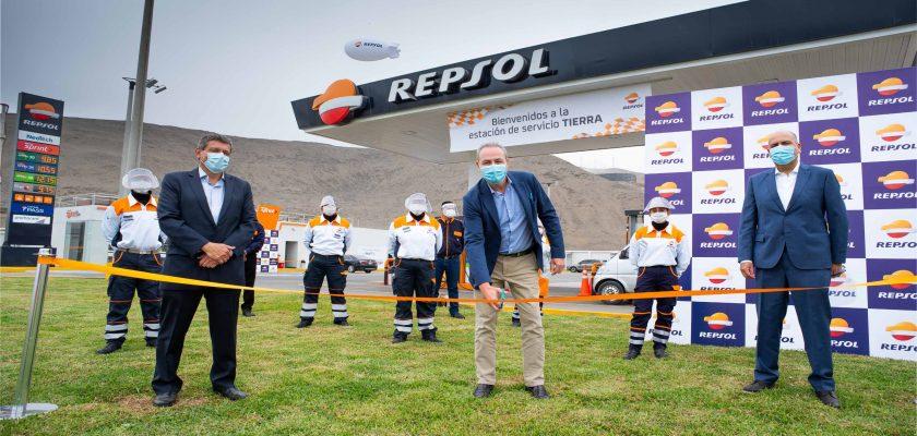 Nueva tienda Repsol