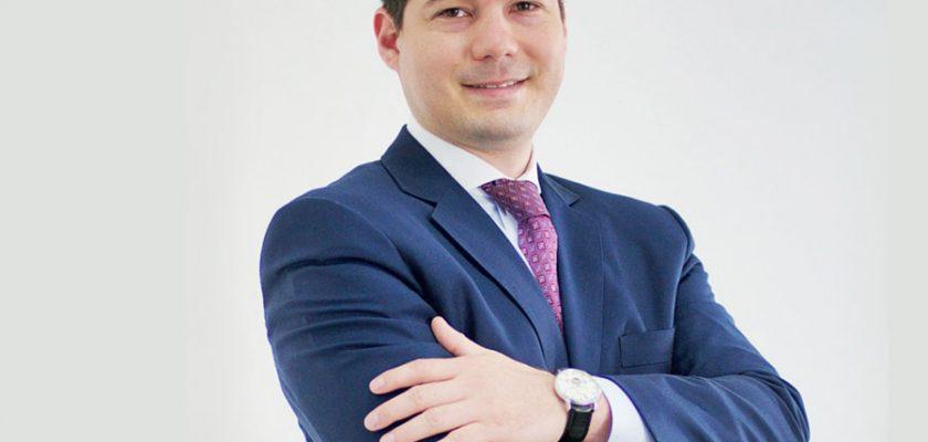 Diego Cubas, Managing Director de Cornerstone