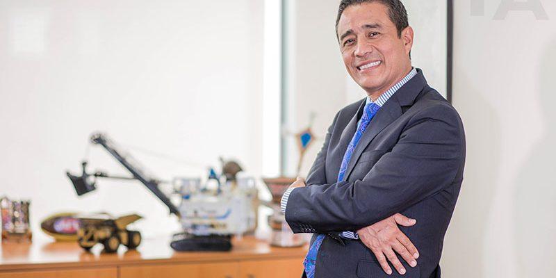 LUIS RIVERA - VP Ejecutivo - Gold Fields Las Américas