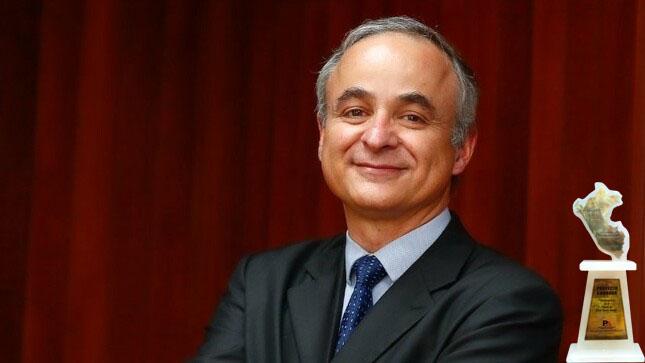 Jorge Montero, viceministro de Minas