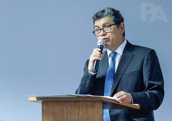 Miguel Révolo, viceministro de Electricidad