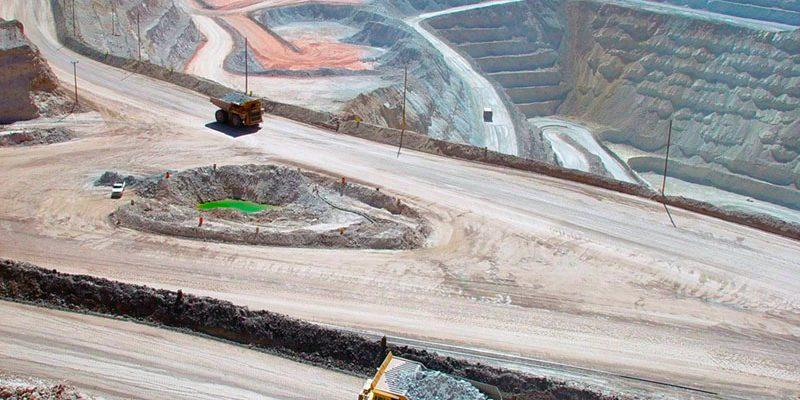proyecto minero