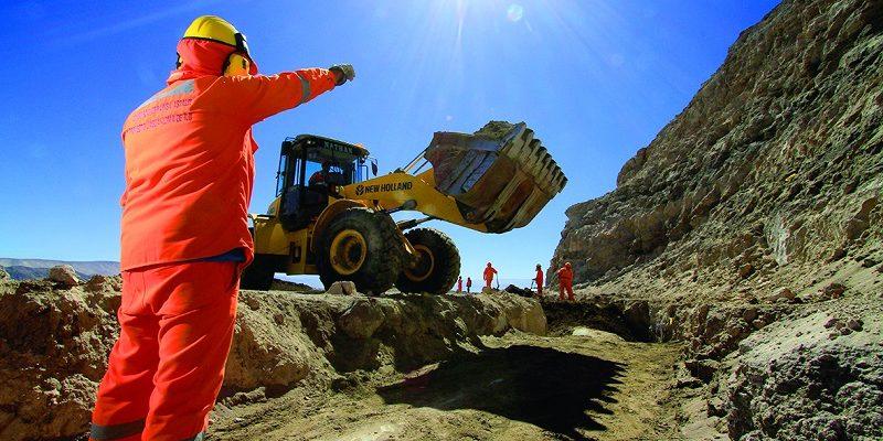 servicios de ingeniería para la minería