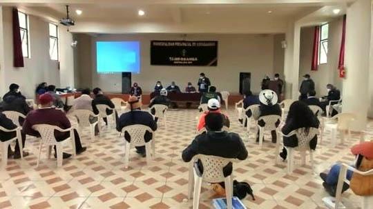 Minem informa sobre inversiones en Apurímac y el canon minero de Las Bambas